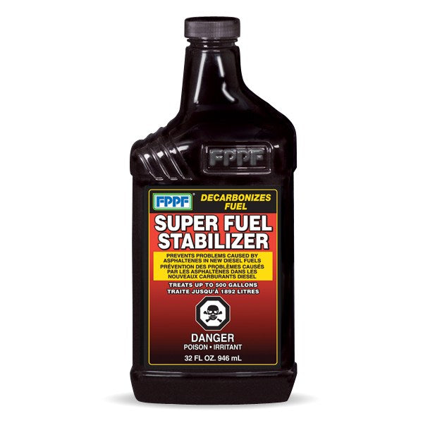 FPPF 00602 Super Fuel Storage Stabilizer 32 oz. Bottle