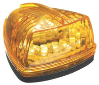 Grote G5053 Yellow Hi Count® School Bus Wedge LED Marker Light