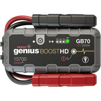 NOCO® GB70 Boost HD 2000A UltraSafe Lithium Jump Starter