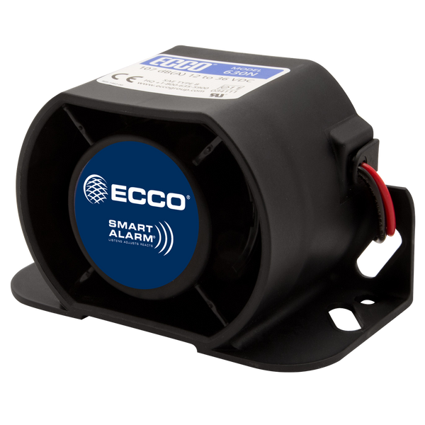 ECCO SA901 Smart Backup Alarm Medium Duty 82 - 107 Decibels - Levine Auto and Truck Lighting
