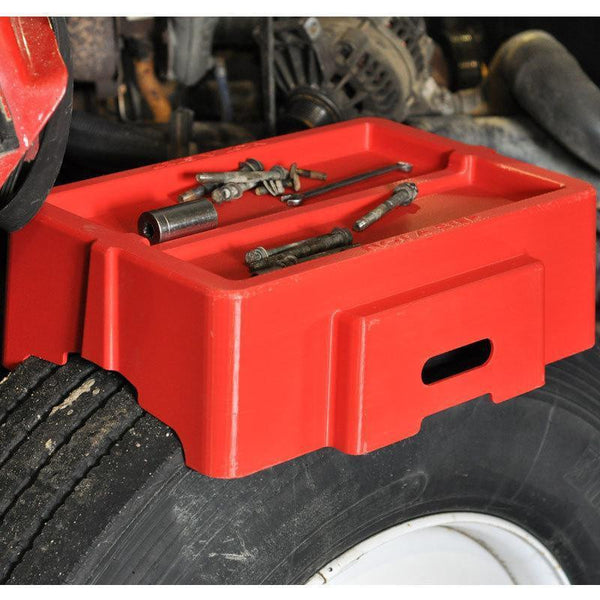 Minimizer 100041 Red Single Tire Work Bench