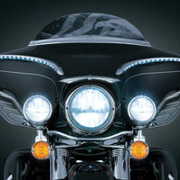 Truck-Lite Harley-Davidson Motorcycle Light Kit (1) Headlight & (2) Passing Lights