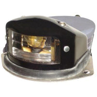Arrow A437-08-332  Armored License Plate Light, Surface Mount, Steel Body