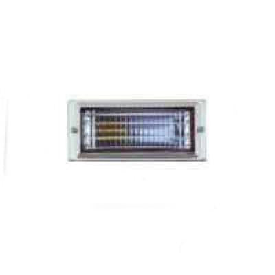 Arrow A043-00-332  Clear Dome Light Surface Mount, With Switch, Chrome - Levine Auto and Truck Lighting