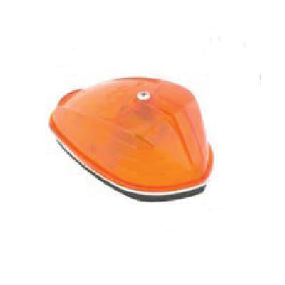Arrow A053-00-012 Amber PC Rated Cab Marker Light, 4 C.P. - Levine Auto and Truck Lighting