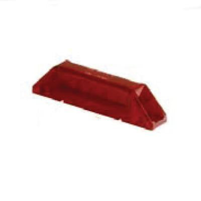 Arrow A074-00-022  Red Polycarbonate LED Marker / Clearance Light w/ Pigtail - Levine Auto and Truck Lighting