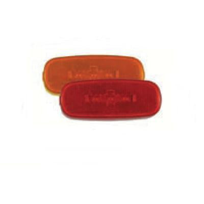 Arrow A085-50-722  Red LED Marker Light, Twist Lock Plug -  3 Diodes. - Levine Auto and Truck Lighting