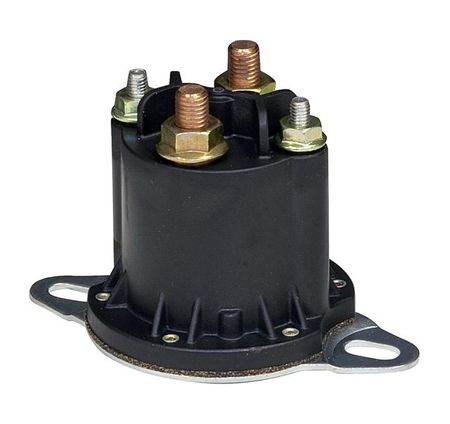 Buyers 1306401 Fisher Replacement Motor Relay Solenoid (Newer Style)