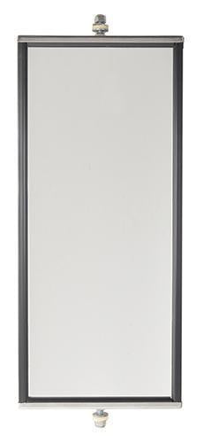 "Grote 16123 OEM Style West Coast Box Mirror- Stainless Steel  7"" x 16"""