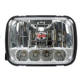 Grote 90951-5 LED Sealed Beam Replacement 5x7 Headlight - Levine Auto and Truck Lighting