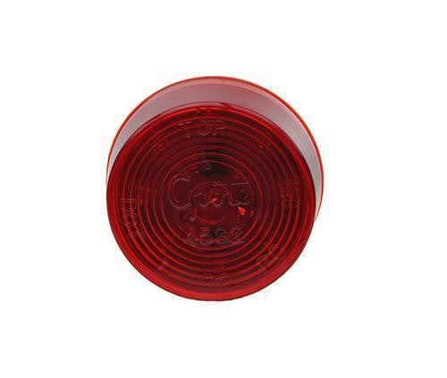 "Grote G3002 Red Hi Count® 2"" 9-Diode LED Clearance Marker Lights - Levine Auto and Truck Lighting"