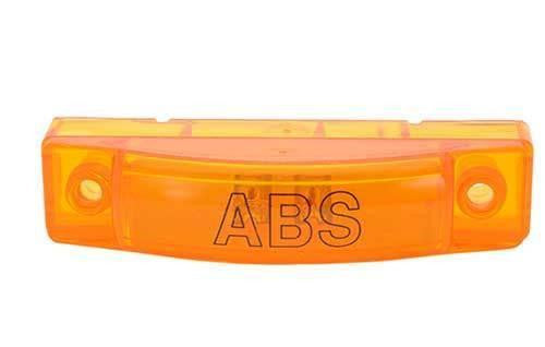 "Grote 78453 Yellow ABS SuperNova® 3"" Thin-Line LED Clearance Marker Light - Levine Auto and Truck Lighting"