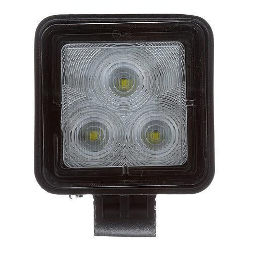 Grote BZ601-5 BriteZone™ LED Mini Square Work Light, 775 Raw Lumens - Levine Auto and Truck Lighting
