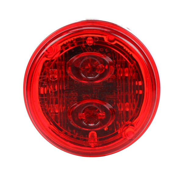 Truck-Lite 30886R Model 30 SERIES PC-RATED Red Lamp Only, Military Marker Clearance Light, Truck-Lite
