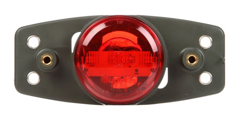 Truck-Lite 07333 Military LED Red Combo Marker Lamp, Green Bracket, Military Marker Clearance Light, Truck-Lite
