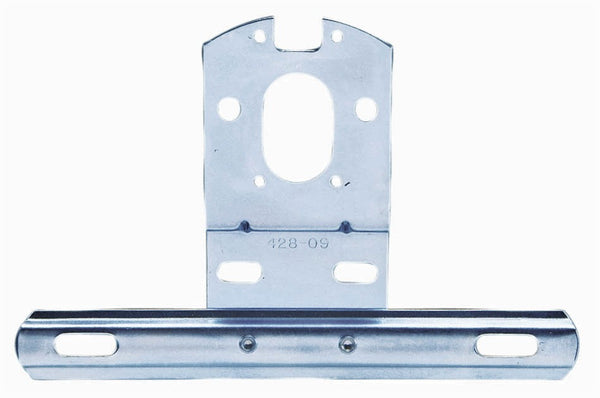 Peterson V428-09 Steel Universal License Bracket