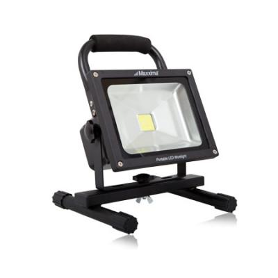 Maxxima MPWL-20 Portable/Rechargeable 1750 Lumen Work Light AC/DC Input