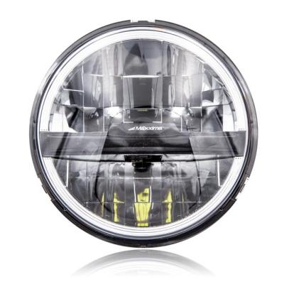 "Maxxima MHL-05HILO Round 5.75"" Dual Beam Head Light"