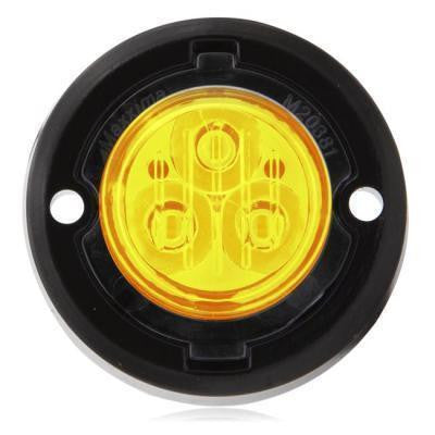 Maxxima M20381YCL Amber Clear Lens Warning Light