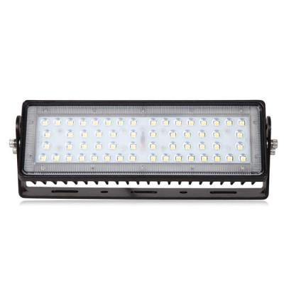 Maxxima MWL-61 Rectangular 56 LED Exterior Scene Light 5,000 Lumen