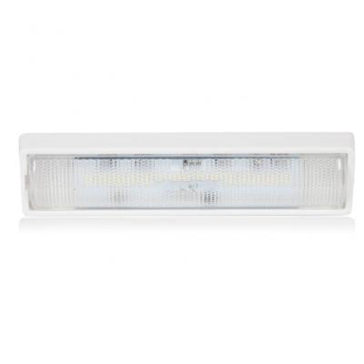 Maxxima M84446WH White Rectangular 240 Lumens Interior Compartment Light