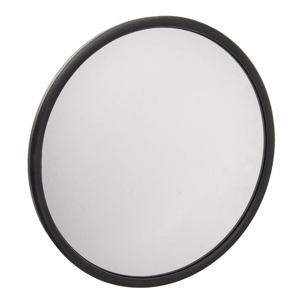 "Grote 12813 8"" Round Convex Mirror With Offset Ball Stud- Heated, Stainless Steel"