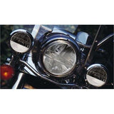Truck-Lite Harley-Davidson Motorcycle Light Kit (1) Headlight & (2) Passing Lights, Headlight, Truck-Lite