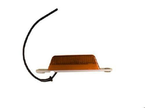 Arrow A052-00-712 Amber Arrow B52 Marker Lights with Pigtail