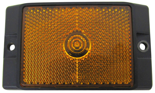 Peterson M215A Amber LED Clearance/Side Marker Lights w/Reflex
