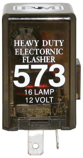 Peterson 573 FLASHER 16-LIGHT ELECTRONIC 2-PRONG
