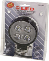 "Peterson 912-MV Great White®  3"" Round LED Work Light"