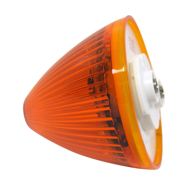 "Peterson M166A 2"" Piranha® LED Beehive Clearance/Side Marker Light"