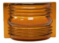 Peterson 119-15A Amber Clearance/Side Marker Replacement Lenses - Levine Auto and Truck Lighting