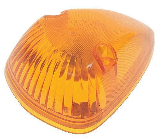 Peterson M120A-1 Amber Cab Marker Light with .180 Bullets ( Discontinued )