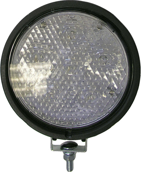 Peterson 911-MV-PKD Great White®  LED Round Work Light, W/Hardshell Connector