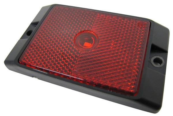 Peterson M215R Red LED Clearance/Side Marker Lights w/Reflex