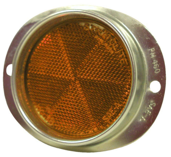 Peterson B460A Amber Steel Oval Reflector