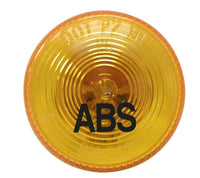 "Peterson M142ABS Amber 2 1/2"" Clearance & Side Marker Light	 with ABS Mark"