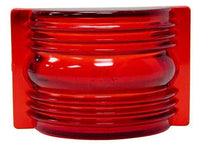 Peterson 119-15R Red Clearance/Side Marker Replacement Lens - Levine Auto and Truck Lighting