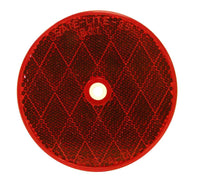 Peterson B476R Red Center-Mount Reflector