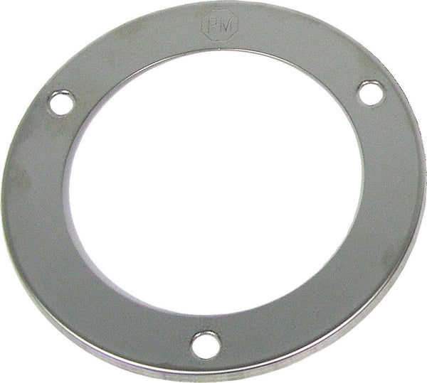 "Peterson 7012 Stainless Steel 2.5"" Round Bezel Theft Deterrent Ring"