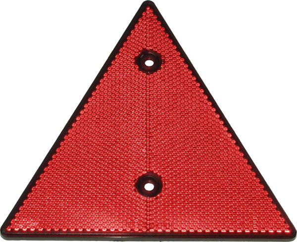 Peterson 1274R Red Triangular ECE-Compliant Rear Reflector