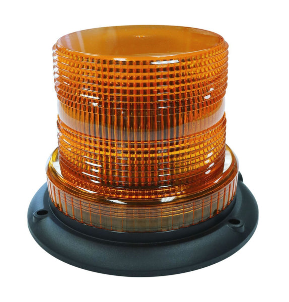 Peterson V764MA Amber LED Micro-Strobe Light, Magnetic