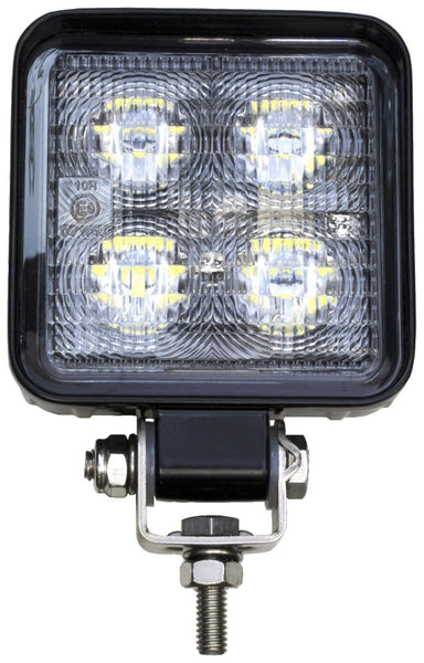 "Peterson 904-MV Great White® 3""x3"" LED Square Work Light"