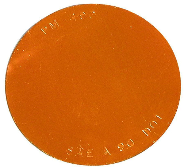Peterson B490A Amber Round Spitfire™ Reflector