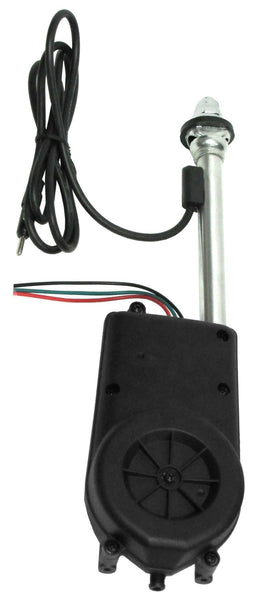 Peterson 95051-1 Fully Automatic AM/FM Antenna, Stainless-Steel