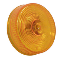 "Peterson M142A Amber 2 1/2"" Clearance & Side Marker Light"
