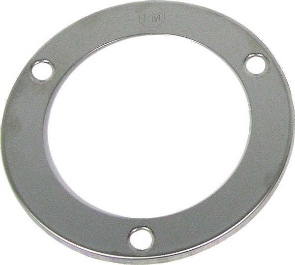 "Peterson 7005S Stainless Steel 2"" Round Bezel Theft Deterrent Ring"