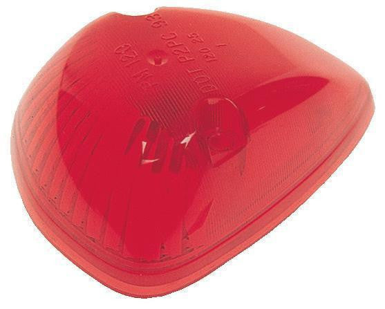 Peterson M120R-1 Red Cab Marker Light with .180 Bullets
