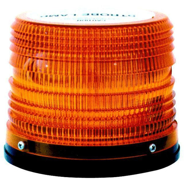 Peterson 789MA Amber 10-Joule, Quad-Flash Strobe Light, Magnetic Mount
